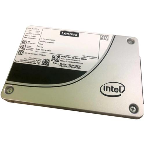 Серверный жесткий диск Lenovo ThinkSystem SFF 480GB SATA (4XB7A10248)