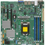 Серверная материнская плата Supermicro X11SSL-CF