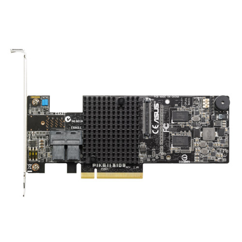 RAID-контроллер Asus PIKE II 3108-8I/240PD (90SC06H0-M0UAY0)