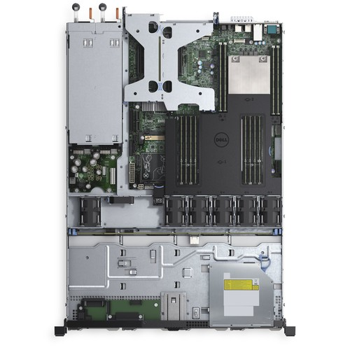 Сервер Dell Dell PowerEdge R430 (210-ADLO-204)