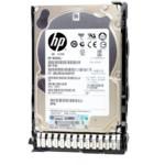 Серверный жесткий диск HPE 300GB SAS 10K