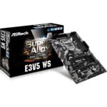 Серверная материнская плата ASRock E3V5 WS