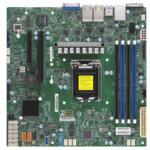 Серверная материнская плата Supermicro MBD-X11SCH-LN4F-O
