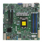 Серверная материнская плата Supermicro MBD-X11SCH-F-O