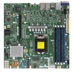 Серверная материнская плата Supermicro MBD-X11SCM-F-O