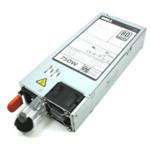 Серверный блок питания Dell Single, Hot-plug Power Supply (1+0), 750W, CusKit