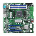 Серверная материнская плата ASRock X470D4U