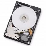 Серверный жесткий диск HPE 1.2Tb SAS 10K