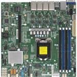 Серверная материнская плата Supermicro MBD-X11SCM-F-B