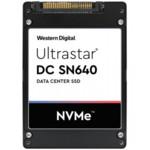 Серверный жесткий диск Western Digital Ultrastar DC SN640 SE