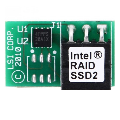 Аксессуар для сервера Intel RAID 6G AXXRPFKSSD2 919499 INTEL (AXXRPFKSSD2 919499)