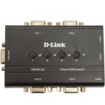 KVM-переключатель D-link DKVM-4U/C2A