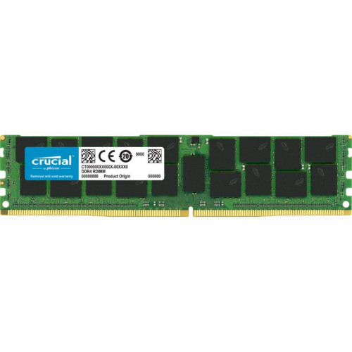 Серверная оперативная память ОЗУ Crucial DDR4 2933 32GB ECC REG RDIMM (MTA18ASF4G72PDZ-2G9B2)