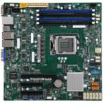 Серверная материнская плата Supermicro X11SSH-LN4F-O