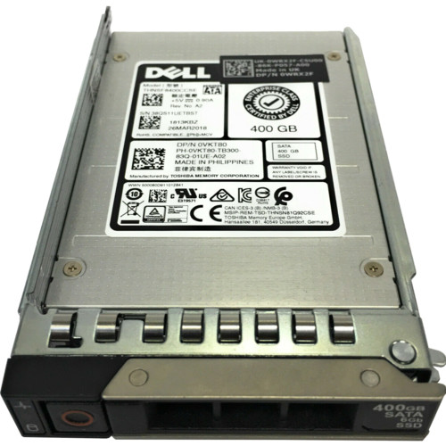 Серверный жесткий диск Dell 400 ГБ (WRX2F)