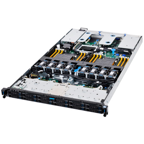 Серверная платформа QTC D52B-1U (1S5B2000615)