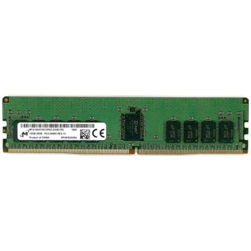Серверная оперативная память ОЗУ Crucial 16 ГБ (MTA18ASF2G72PDZ-2G6E1)