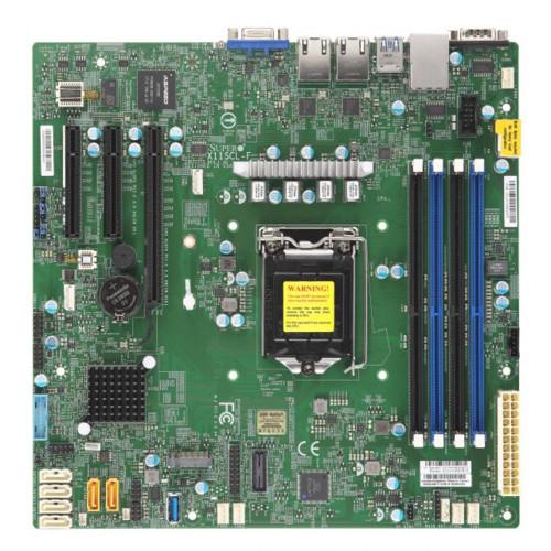 Сервер Supermicro CSE-813MFTQC-505CB (SMR0145)