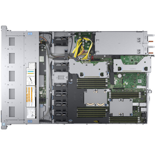 Сервер Dell PowerEdge R440 (210-ALZE_bundle302)