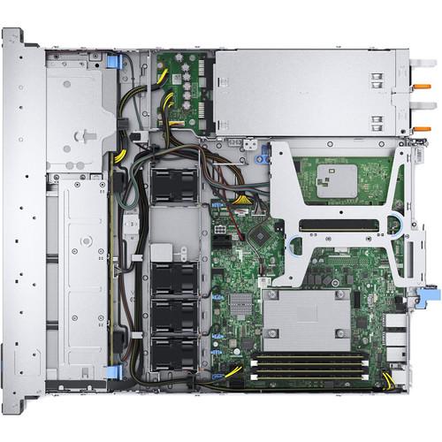 Сервер Dell PowerEdge R340 (PER340CEEM01-210-AQUB-C)