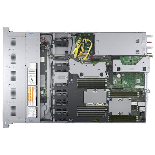 Сервер Dell PowerEdge R440 (PER440CEEM05-210-ALZE-C2)