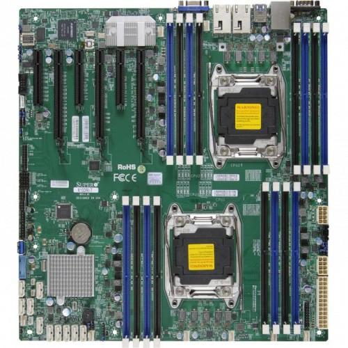 Серверная материнская плата Supermicro MBD-X10DRI-T-BULK (MBD-X10DRI-T-B (bundle))