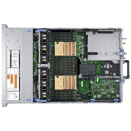 Сервер Dell PowerEdge R740 (210-AKXJ_bundle499)