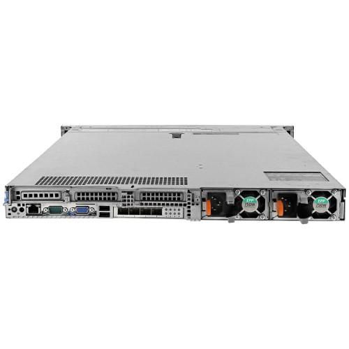 Серверная платформа Dell PowerEdge R640 (PER640RU4-8)