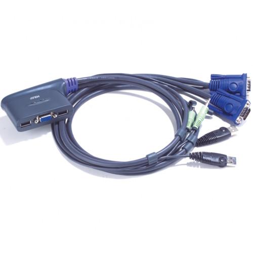Аксессуар для сетевого оборудования ATEN CS62U-A7 (CS62U-A7)