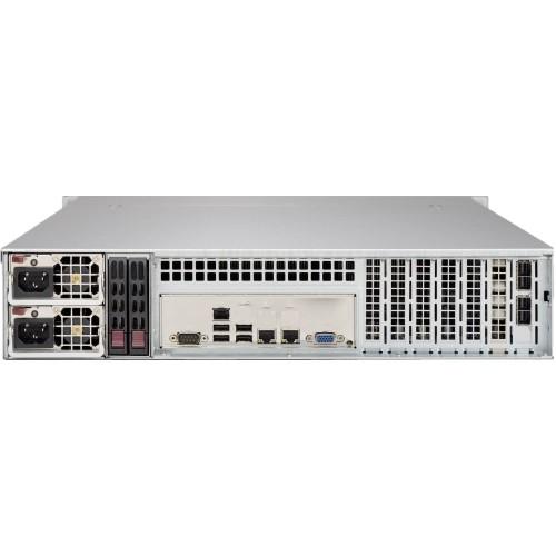 Серверный корпус Supermicro SC216B (CSE-216BE1C-R609JBOD)