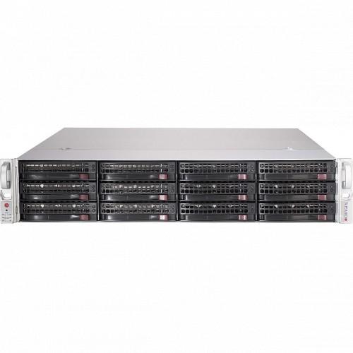 Серверный корпус Supermicro CSE-826BE1C-R609JBOD (CSE-826BE1C-R609JBOD)