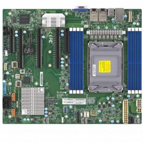 Серверная материнская плата Supermicro MBD-X12SPI-TF-O (MBD-X12SPI-TF-O)