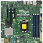 Серверная материнская плата Supermicro X11SSL-F