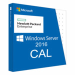 Брендированный софт HPE Windows Server 2016 5-Device CAL Pack