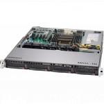Серверная платформа Supermicro SuperServer