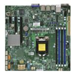 Серверная материнская плата Supermicro MBD-X11SSL-F-B