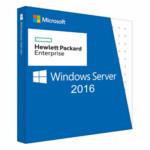 Брендированный софт HPE Windows Server 2016 Essentials Edition