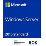 Брендированный софт HP Сертификат на техническую поддержку HP MS WS16