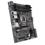 Серверная материнская плата Asus WS C246M PRO