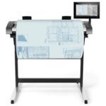 Широкоформатный сканер HP Designjet HD Pro
