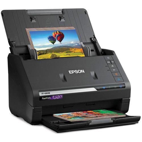Скоростной сканер Epson FF-680W (B11B237401)