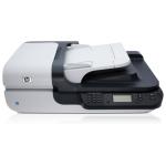 Планшетный сканер HP Scanjet N6350 Networked Document Flatbed Scanner