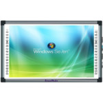 Интерактивная доска ScreenMedia RE80AW (dual)