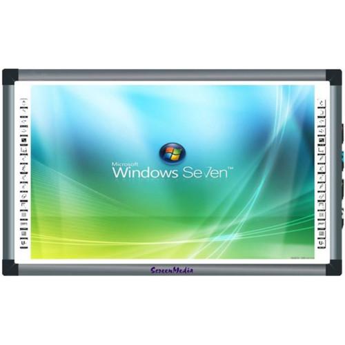 Интерактивная доска ScreenMedia RE80AW (dual) (RE80AW (dual))