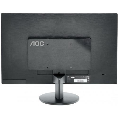Монитор AOC M2470SWH black (M2470SWH(/01)