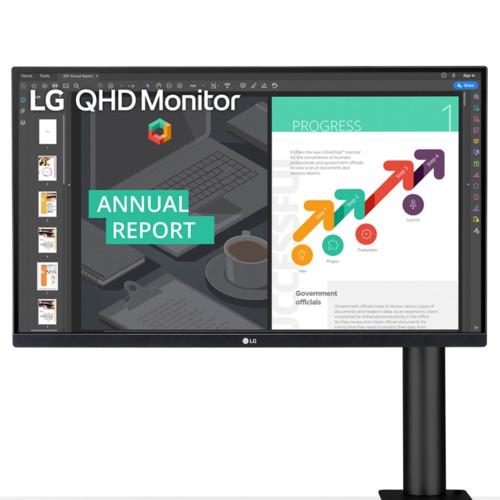 Монитор LG 27QN880-B (27QN880-B.ARUZ)