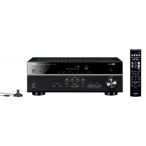 Опция к телевизору Yamaha Ресивер AV HTR-3072 5.1 (AHTR3072BLF)