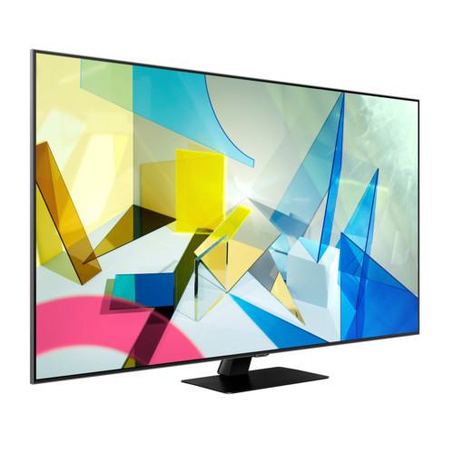 """Телевизор Samsung 65"""" Q80T 4K Smart QLED TV 2020 (QE65Q80TAUXRU)"""