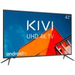 Телевизор Kivi Телевизор LED 43'' 4K UHD (3840x2160)