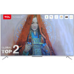 Телевизор TCL Android 4K UHD